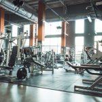 Deporte en el gimnasio